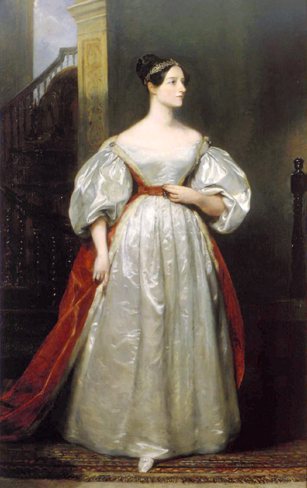 the life contributions and interests of augusta ada king noel countess of lovelace